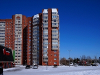 neighbour house: st. Sportivnaya, house 4А. Apartment house