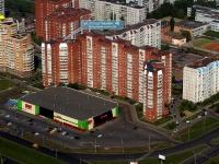 Тольятти, улица Спортивная, дом 4Б. многоквартирный дом