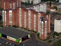 Тольятти, улица Спортивная, дом 4. многоквартирный дом