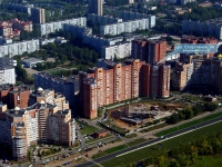 Togliatti, Sportivnaya st, house 8А. Apartment house