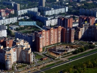 Togliatti, Sportivnaya st, house 8. Apartment house