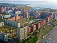 Togliatti, Sportivnaya st, house 14. Apartment house