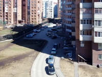Togliatti, Sportivnaya st, house 16. Apartment house