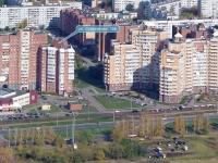 Togliatti, Sportivnaya st, house 18Б. Apartment house