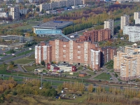 Togliatti, Sportivnaya st, house 18. Apartment house