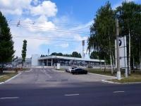 """Тольятти, улица Спортивная, дом 11. автосалон Автосалон """"BMW"""""""
