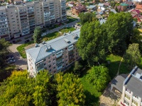 Тольятти, улица Ставропольская, дом 17. многоквартирный дом