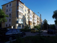 Togliatti, Stavropolskaya st, house 33. Apartment house