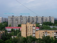 Togliatti, Stepan Razin avenue, house 34. Apartment house
