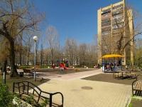 Togliatti, Stepan Razin avenue, house 46. Apartment house
