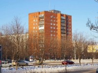Togliatti, Stepan Razin avenue, house 50. Apartment house