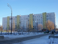 Togliatti, Stepan Razin avenue, house 80. Apartment house