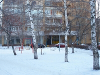 Togliatti, Stepan Razin avenue, house 83. Apartment house