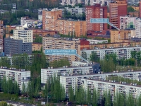 Togliatti, Stepan Razin avenue, house 63. Apartment house