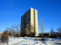 Togliatti, Stepan Razin avenue, house 66. Apartment house