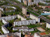 Togliatti, Stepan Razin avenue, house 68. Apartment house