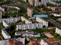 Togliatti, Stepan Razin avenue, house 70. Apartment house