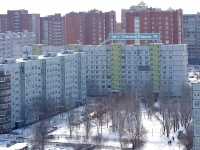 Togliatti, Stepan Razin avenue, house 76. Apartment house