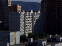Togliatti, Stepan Razin avenue, house 82. Apartment house