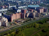 Togliatti, Stepan Razin avenue, house 84. Apartment house