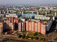 Togliatti, Stepan Razin avenue, house 86. Apartment house