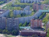 Togliatti, Stepan Razin avenue, house 87. Apartment house