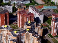 Togliatti, Stepan Razin avenue, house 88. Apartment house