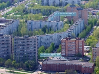 Togliatti, Stepan Razin avenue, house 91. Apartment house