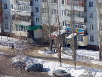 Togliatti, Stepan Razin avenue, house 10. Apartment house