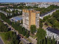 Togliatti, Stepan Razin avenue, house 11. Apartment house