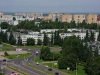 Тольятти, Степана Разина проспект, дом 14. многоквартирный дом