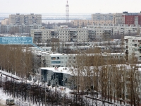 Togliatti, Stepan Razin avenue, house 41. Apartment house