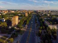 Тольятти, Степана Разина проспект. Вид на проспект Степана Разина