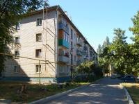 Тольятти, улица Строителей, дом 4. многоквартирный дом