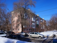 Тольятти, улица Строителей, дом 8. многоквартирный дом