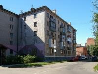 Тольятти, улица Строителей, дом 11. многоквартирный дом