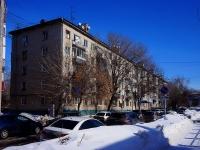 Тольятти, улица Строителей, дом 12. многоквартирный дом