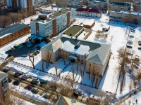 Тольятти, улица Строителей, дом 7. колледж Тольяттинский медицинский колледж
