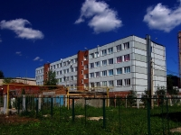 Togliatti, college Тольяттинский медицинский колледж, Stroiteley st, house 7