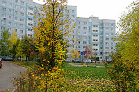 neighbour house: blvd. Tatishchev, house 2. Apartment house