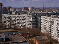 Тольятти, Татищева бульвар, дом 9. многоквартирный дом