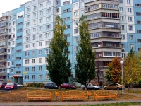 Togliatti, Tatishchev blvd, house 1. Apartment house