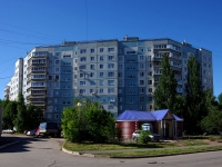 Togliatti, blvd Tatishchev, house 1. Apartment house