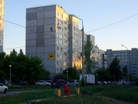 neighbour house: blvd. Tatishchev, house 3. Apartment house
