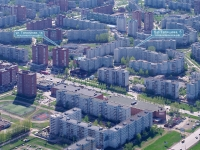 Togliatti, Tatishchev blvd, house 5. Apartment house