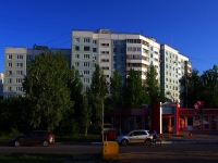 Togliatti, blvd Tatishchev, house 6. Apartment house