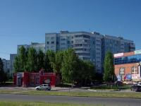 Togliatti, Tatishchev blvd, house 6. Apartment house
