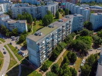 Togliatti, blvd Tatishchev, house 7. Apartment house