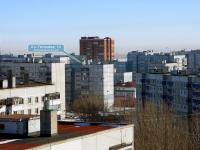 Тольятти, Татищева бульвар, дом 10. многоквартирный дом