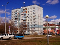neighbour house: blvd. Tatishchev, house 10. Apartment house